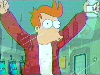 Fry, l'anti-héros par excellence