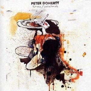 Pochette de Grace/Wastelands de Pete Doherty