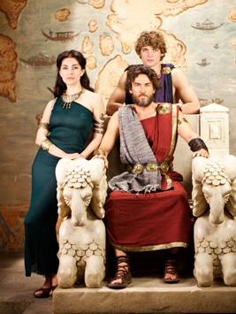 Odysseus_tournage
