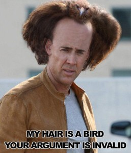 nickcage hair