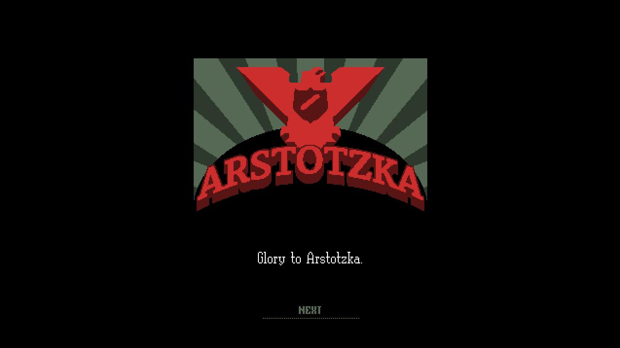 Bienvenue en Arstotzka, cammarade