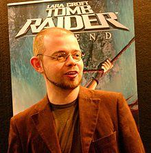 Toby Gard, créateur de Tomb Raider
