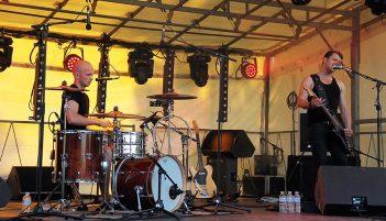 Blackbird Hill aux Odyssées 2015 © Photo Marie Clergeaud