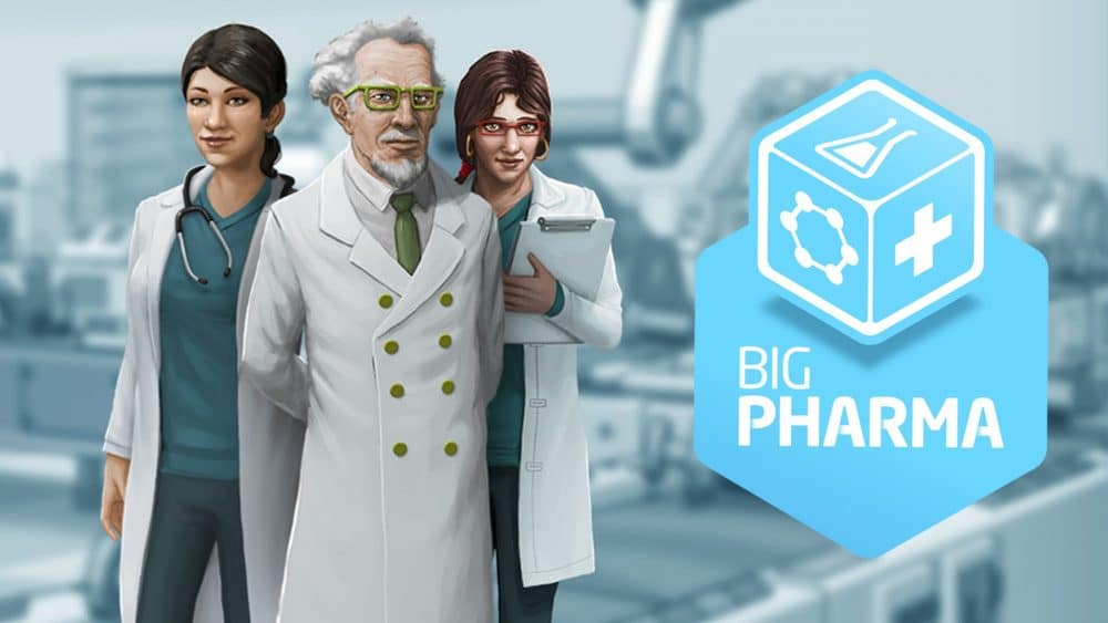 Big Pharma (Twice Circled/Positech Games, 2015)