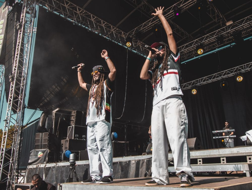 Train To Roots au Reggae Sun Ska 2017 – © Photo Maxime Ellies