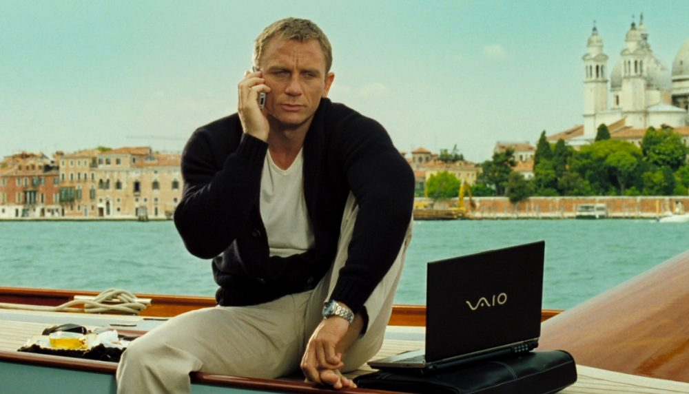 Top des films James Bond : Casino Royale de Martin Campbell, 2006