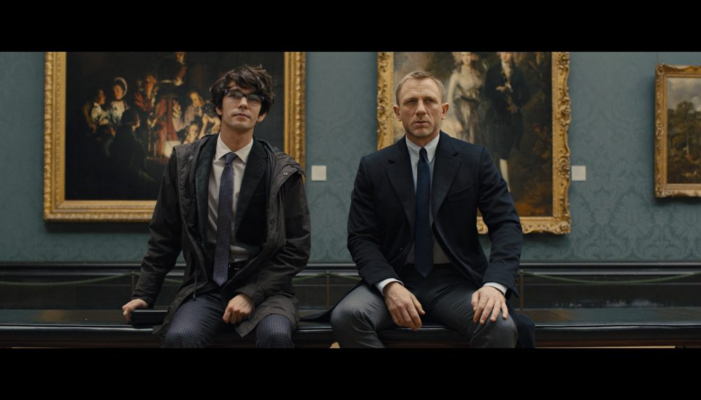 Top des films James Bond : Skyfall de Sam Mendes, 2012