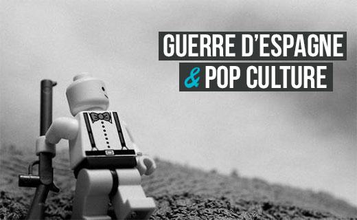 La Guerre d'Espagne dans la Pop Culture