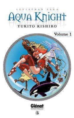 Couverture de Aqua Knight de Yukito Kishiro