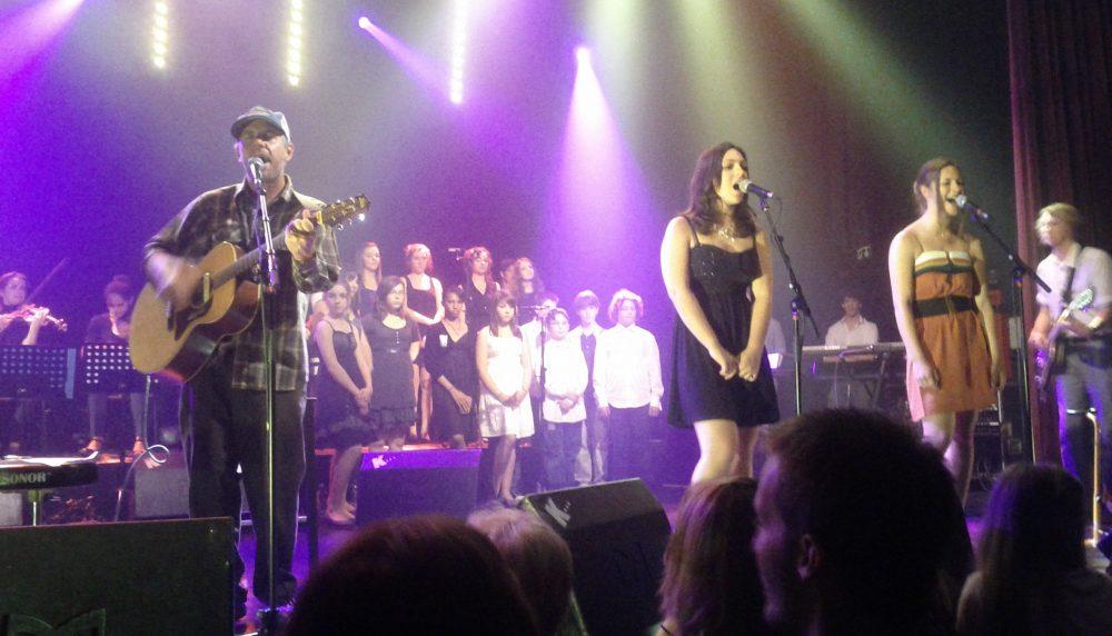 Jason Lytle et The Young Rapture Choir