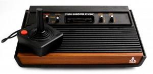 une console Atari 2600