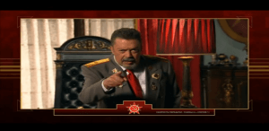 Tim Curry wants you for Red Army