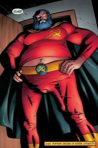 superman red son love sausage