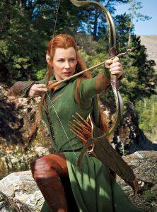 arrow hobbit