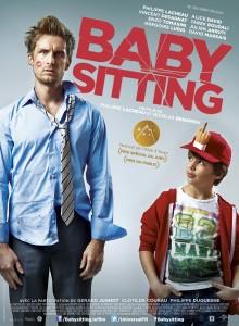babysitting poster