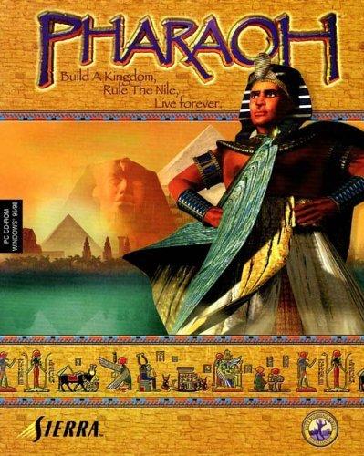 Pharaon box art