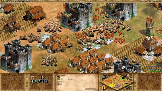 age of empires 2 gameplay