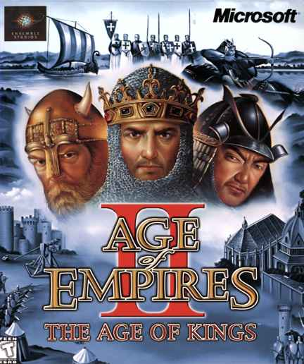 Age of Empires II box art