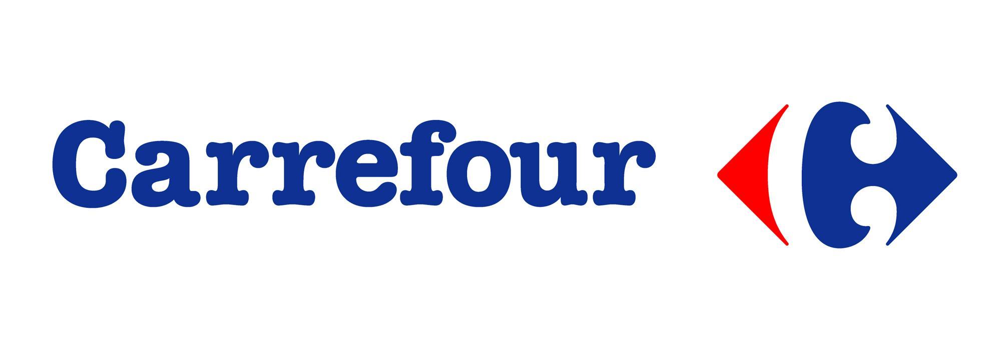 Une grande partie des Français ne voit pas que le logo de Carrefour est en fait un C majuscule.