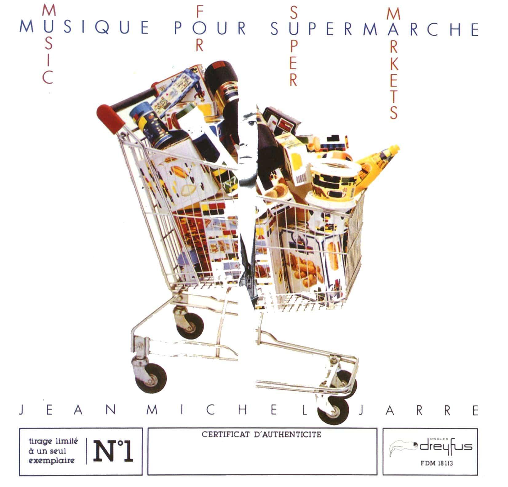 musique pour jupermarché