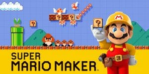Super Mario Maker (Nintendo, 2015)