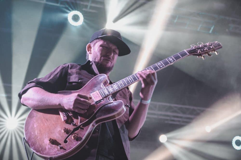 Harrison Stafford au Reggae Sun Ska 2017 – © Photo Maxime Ellies
