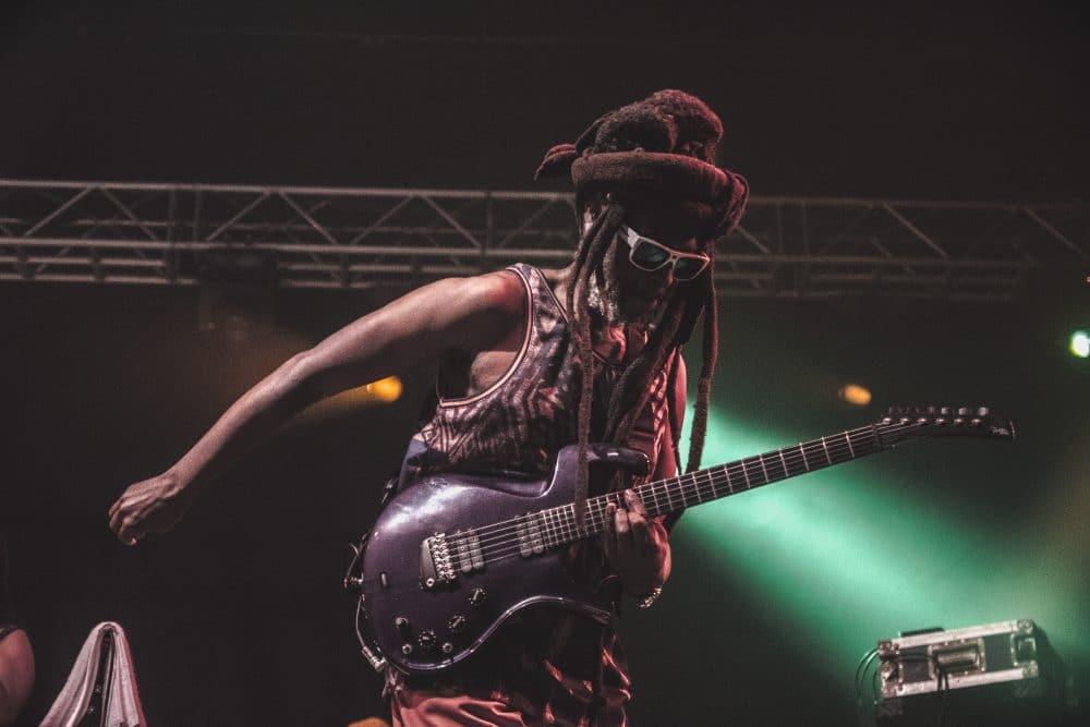Steel Pulse au Reggae Sun Ska 2017 – © Photo Maxime Ellies