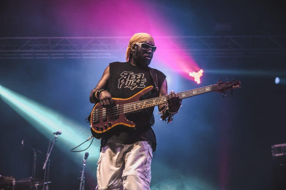 Steel Pulse au Reggae Sun Ska 2017 – © Photo Maxime Ellies