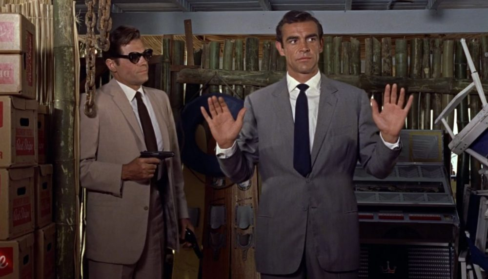 Top des films James Bond : Dr. No de Terence Young, 1962