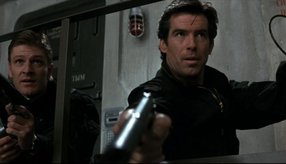 Top des films James Bond : GoldenEye de Martin Campbell, 1995