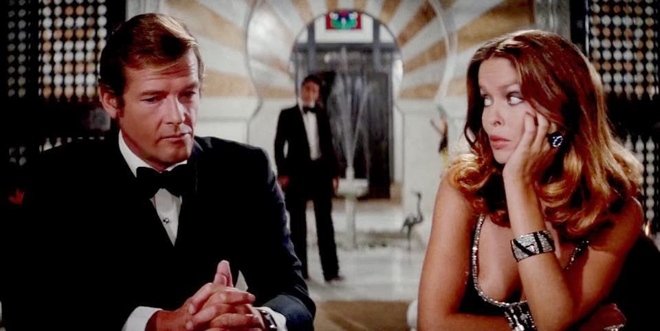 Top des films James Bond : The Spy Who Loved Me de Lewis Gilbert, 1977